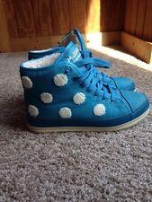 Women's M. Jiang Polkadot Shoes Size 38