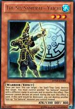 The Six Samurai - Yaichi X 1 RYMP-EN088 Ultra Yugioh