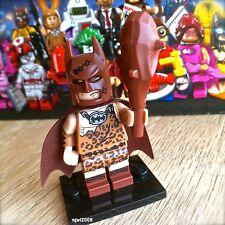 71017 THE LEGO BATMAN MOVIE Clan of the Cave Batman #4 Minifigure SEALED Caveman