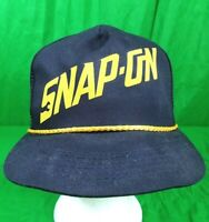 Vtg Made in the USA by K-Products Snap On Hat Trucker Mesh Snapback Cap