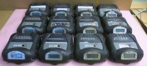 "Zebra RW420 4"" Bluetooth Direct Thermal Portable Receipt Printer R4D-0UBA000E-00"