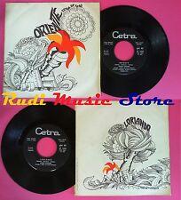 LP 45 7'' SERGIO ENDRIGO Oriente Lorlando 1970 italy CETRA SP 1442 no cd mc vhs
