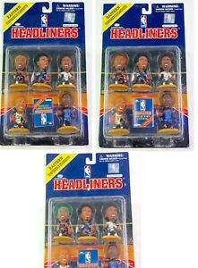 Vintage NBA Headliners Eastern Conference Standouts Rodman Multiple Hair Colors