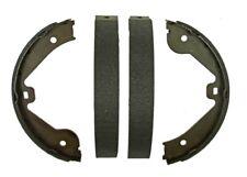 Parking Brake Shoe-Non-Asbestos Bonded Rear Rhinopac 300-0870