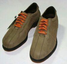 NEW Allen Edmonds Jack Nicklaus Desert Mountain Olive Brown Golf Shoes Size 8 D