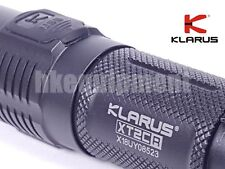 Klarus XT2CR Cree XHP35 HD E4 1600lm USB Rechargeable Torch+3600 18650