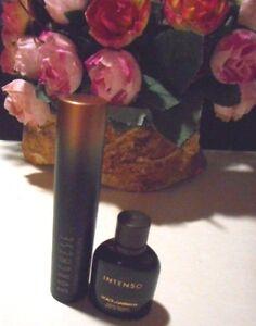 """Dolce&Gabbana""""INTENSO""""Eau de Parfum0.15 FL.OZ.for men+Borghese color Eclipse lip"""