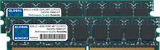 Memoria RAM velocità bus PC2-5300 (DDR2-667) per prodotti informatici da 8GB da 2 moduli