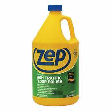 Zep High Traffic Floor Polish 1 Gal Bottle 1044999