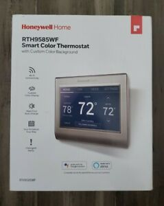 Honeywell~RTH9585WF~Smart Color Thermostat