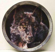 "New ListingBradford Exchange ""Keeper of the Night"" Mystic Spirit Collectors Plate Series"