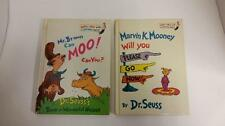 Mr. Brown Can Moo Can You 1970 Marvin K. Mooney Will You Please Go Now Dr. Suess