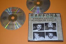 Egberto Gismonti - Sanfona / Academia De Dancas / ECM 1981 / W. Germany 2CD 1st.