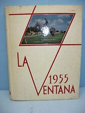 1955 La Ventana, Texas Tech (Technological College), Lubbock, Texas Yearbook