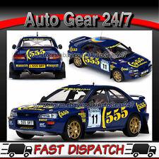 Subaru Impreza 555 #11 R.Burns/R.Reid Winner Rally New Zealand 1994 1:18 Car