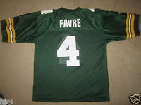 Brett Favre #4 Green Bay Packers NFL Reebok Reversible Jersey 48 XL