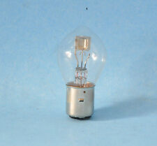 LAMPADA LUCE LAMPADINA FARO FANALE FANALINO ANTERIORE 6V VOLT 35/35 W BA 20 D