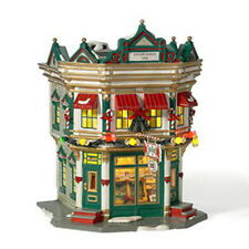 DEPT 56 SNOW VILLAGE THE SWEET SHOP