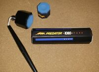 Predator 1080 'Pure'  Pool Cue Chalk 5-Piece (cubes) Tube With Octagonal Holder