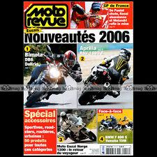 MOTO REVUE 3714 BMW F800 S YAMAHA TDM 900 GUZZI 1200 NORGE BIMOTA DB6 APRILIA