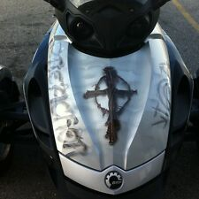 CUSTOM PAINT JOB for your can-am spyder trike roadster