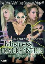 Mistress Frankenstein, DVD, 2000, Collector's edition, Rare,  OOP, Darian Caine