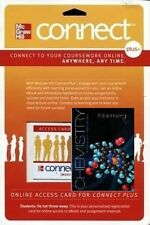 Connect Plus Access Code for Chemistry by Martin Silberberg with LearnSmart 2 Se