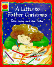 Impey, Rose, A Letter To Father Christmas (Orchard Paperbacks), Very Good Book