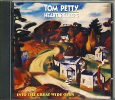 TOM PETTY - into the great wide open CD 1991
