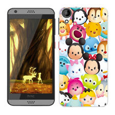 Soft TPU Silicone Case For HTC Desire 530 630 Phone Back Covers Skins Cartoon