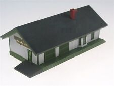 IMEX Perma-Scene N Scale - FREIGHT STATION - Built-Up - IMX 6332