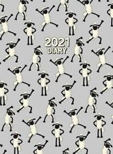 SHAUN THE SHEEP MIDI DIARY 2021