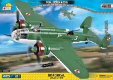 COBI PZL. 37B Los / 5532 / 415  blocks WWII Small  Army Polish bomber plane