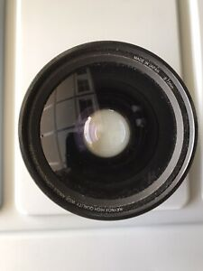 Raynox 0.66x High Quality Wide Angle HD Conversion Lens 72mm Black