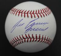 Jose Canseco A's Inscribed 'JUICED' Autographed Signed MLB Baseball JSA COA