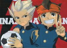 clear file folder promo Inazuma Eleven anime Endou Mamoru Goenji Shuya Kidou
