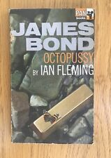 JAMES BOND 007 Octopussy PAN BOOKS 2nd edition printing 1968