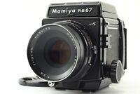 [NearMINT] Mamiya RB67 Pro S w/ SEKOR C F3.8 127mm Lens 120 Filmback from JAPAN
