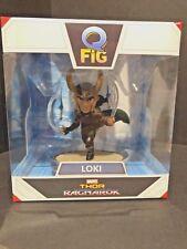 QMx Thor Ragnarok Loki Q-Fig Marvel Figure NEW