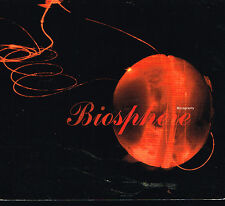 CD Album: Biosphere: microgravity. beat service. B3