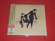 EVERYTHING BUT THE GIRL THE LANGUAGE OF LIFE  JAPAN MINI LP SHM CD