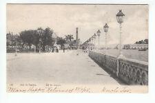 Rio De Janeiro Caes Do Pharoux 27 Nov 1905 Walker Westmoreland Road Liscard