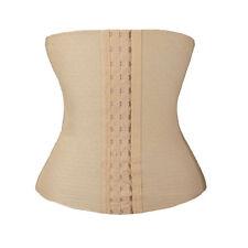 Women's Biege Waist Training Corset (XL)
