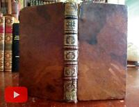 Bourgeois Public Speaking Public Manners 1694 France T. Amaury rare book
