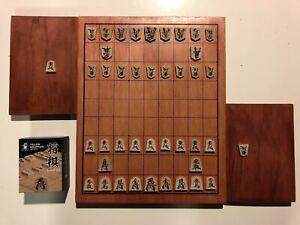 Shogi (Japanese Chess) Handmade Set