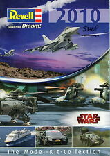 Revell Model Catalogue 2010