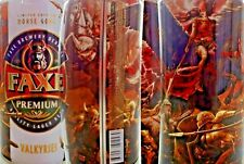 FAXE VALKYRIES #1 empty beer can Limited Edition Russia 0.9L NORSE GODS