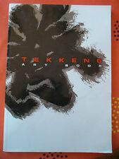 TEKKEN 6 ART BOOK EN ANGLAIS