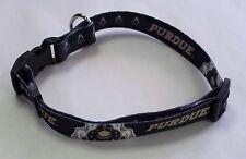 Purdue Boilermakers Medium 14 - 20 Inch Dog Collar