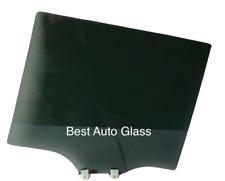 Fit 2009-2015 Honda Pilot Driver Side Left Rear Door Window Glass